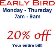 Early-bird